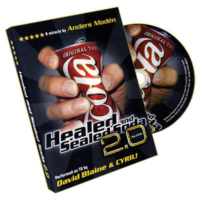 ***Healed And Sealed 2.0 by Anders Moden - DVD