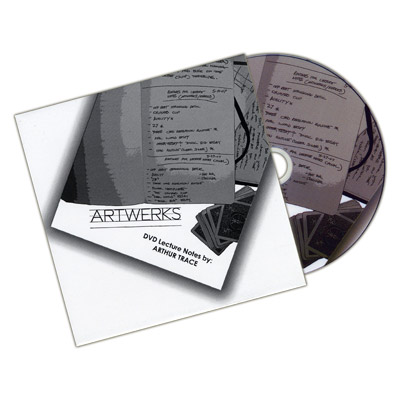 Artwerks - DVD Lecture Notes by Arthur Trace - DVD