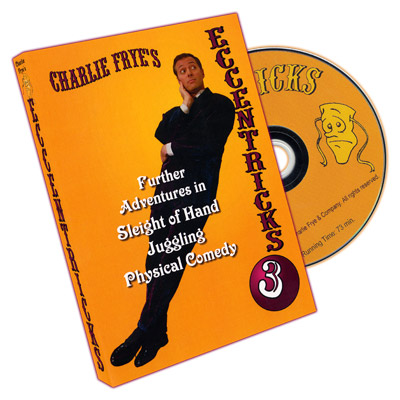 Eccentricks 3 by Charlie Frye - DVD