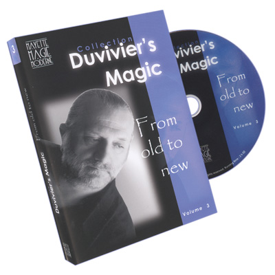 Duvivier's Magic #3: From Old to New by Dominique Duvivier - DVD