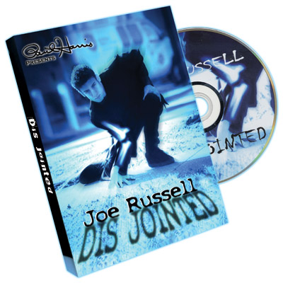 Dis Jointed by Joe Russell - DVD