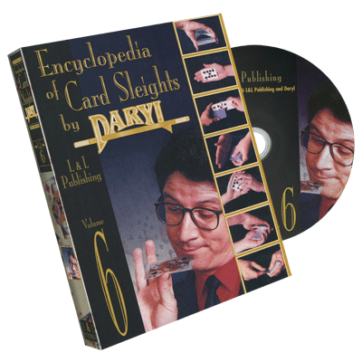 Encyclopedia of Card Daryl- #6, DVD