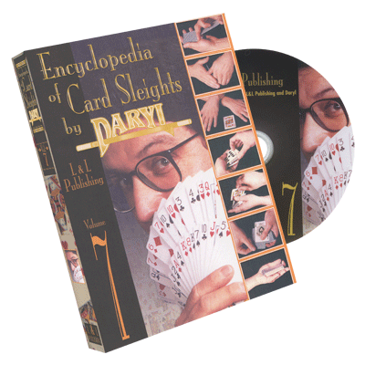 Encyclopedia of Card Daryl- #7, DVD