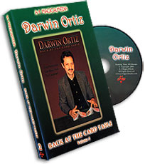 At The Card Table Vol 2 by Darwin Ortiz - DVD