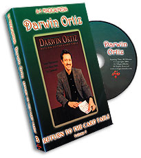 At The Card Table Vol 3 by Darwin Ortiz - DVD