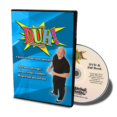 DUH by Barry Mitchell - DVD