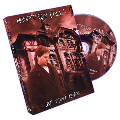 Hampton Falls (DVD and Cards) by Tony Chris - DVD