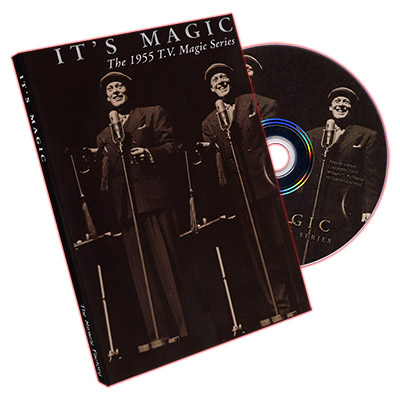 It's Magic- DVD