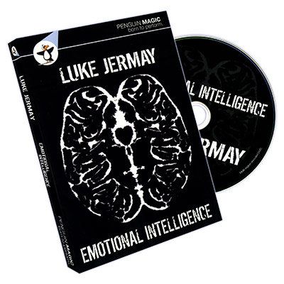 Emotional Intelligence (E.I.) by Luke Jermay - DVD