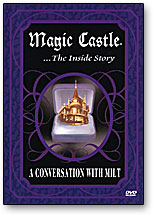 Magic Castle Inside Story, DVD