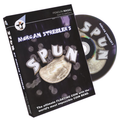 ***Spun by Morgan Strebler - DVD