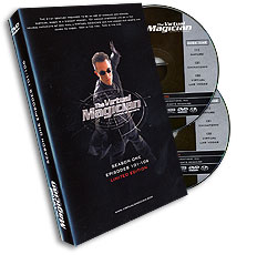 The Virtual Magician Marco Tempest- #1, DVD