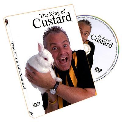 Svapo: Colonel Custard by T-Juice - YouTube
