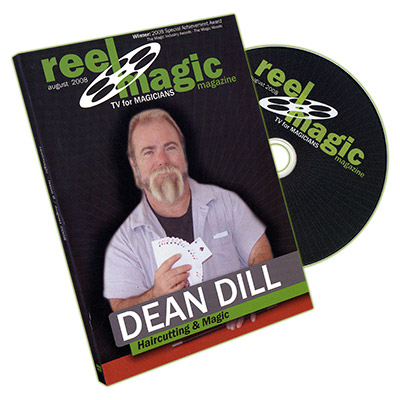 Reel Magic Magazine - Episode 6 (Dean Dill) - DVD