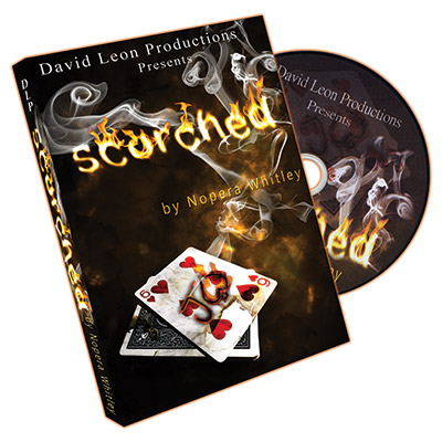 Scorched by Nopera Whitley and David Leon Productions - DVD