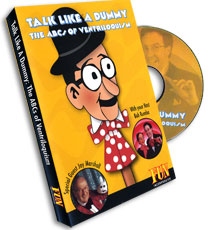***Talk Like a Dummy: ABC's of Ventriloquism, DVD