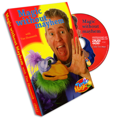 Magic Without Mayhem Tim Shoesmith, DVD