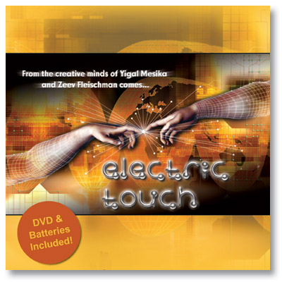 Electric Touch by Yigal Mesika and Zeev Fleischman - Trick