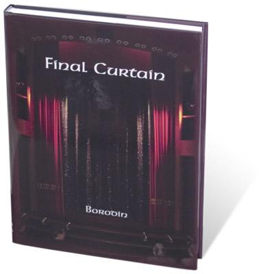 Final Curtain by Borodin - Book