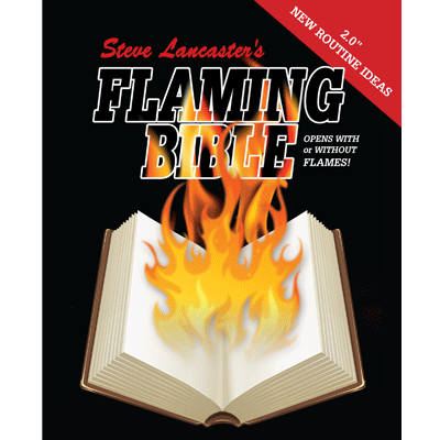 Flaming Book (bible)