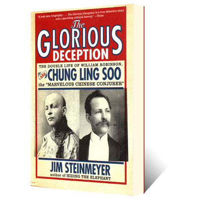 Glorious Deception by Jim Steinmeyer (Softbound)- Book