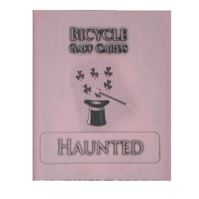 ***Haunted Deck Bicycle (Red)