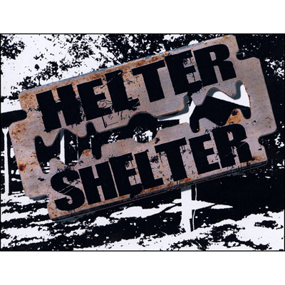 Helter Shelter by Fire Cat Studios - James Robinson - Book