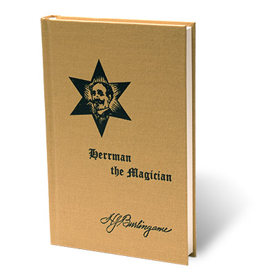 Herrmann The Magician by H.J. Burlingame - Book