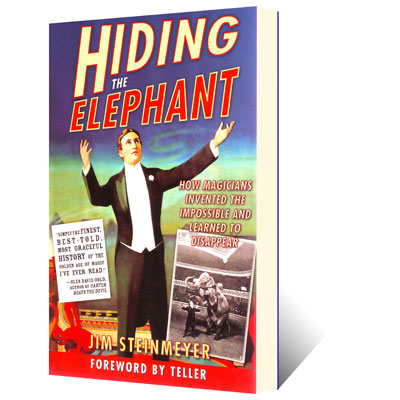 Hiding the Elephant by Jim Steinmeyer(Softbound) - Book