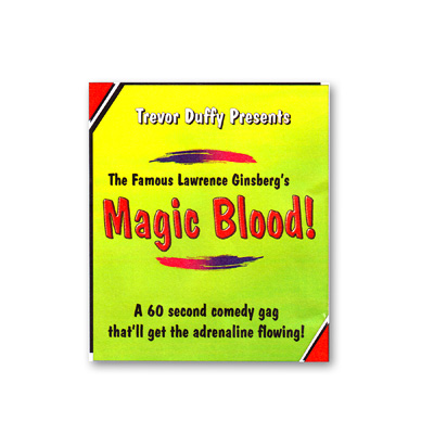Magic Blood by Trevor Duffy - Trick