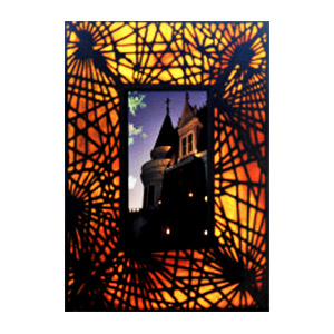 Magic Castle Tour (Hardbound) by Milt Larsen - Book