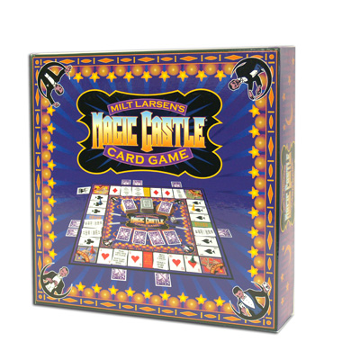 Magic Castle Board Game by Milt Larsen - Tricks