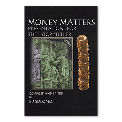 Money Matters by Ed Solomon and Leaping Lizards - Book