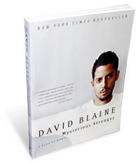 Mysterious Stranger (Softcover) by David Blaine - Book