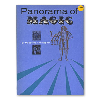 Panorama of Magic by Milbourne Christopher - Book