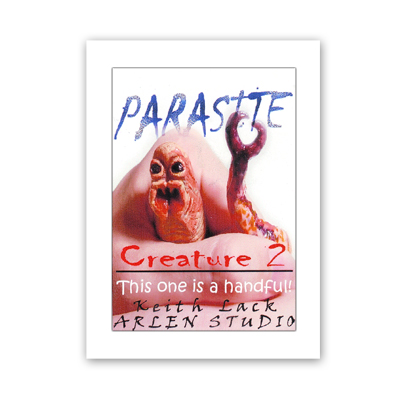 Parasite (Creature 2) by Keith Lack - Trick