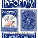 Phoenix Parlour Double Decker One Way (Blue) by Card-Shark - Trick