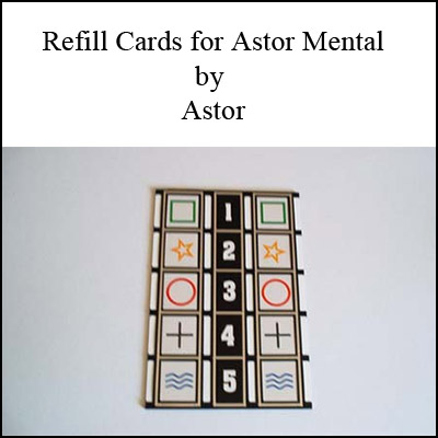 Refill for Astor Mental by Astor - Trick