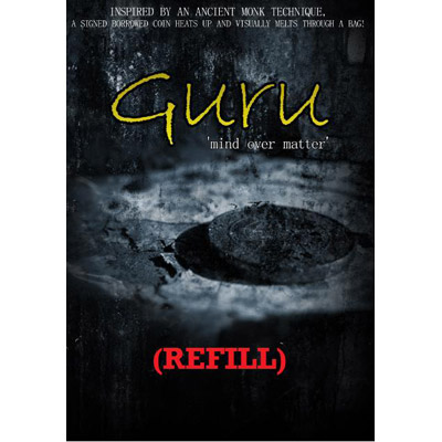 Refill for Guru by Jay Crowe - Trick