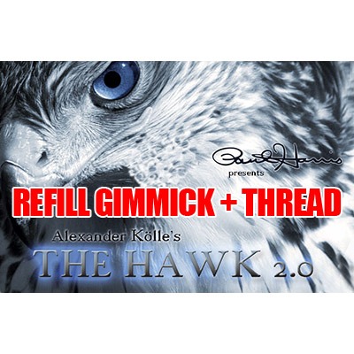 REFILL for Hawk 2.0 (2 Basic Hawk Gimmicks & Thread)- Trick