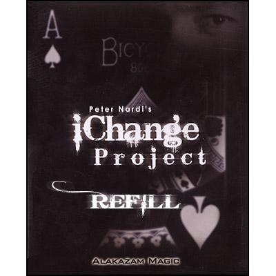 Refill for Peter Nardi's iChange Project by Alakazam - Trick