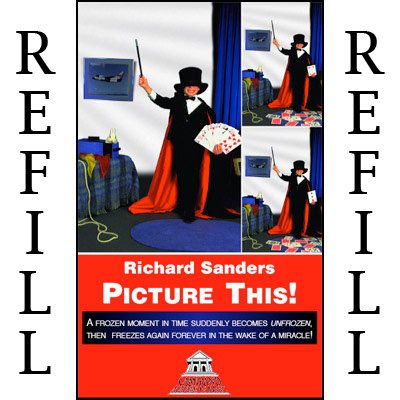 Refill for Picture This by Richard Sanders - Trick