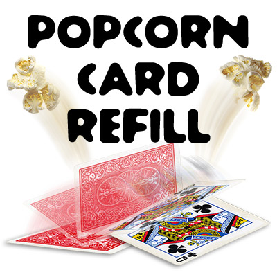 Popcorn Card Gimmick by Alex Kolle - Tricks
