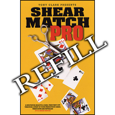 REFILL for Shear Match Pro by Tony Clark - Tricks