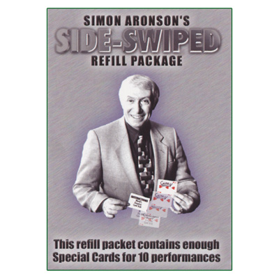 Refill for Side-Swiped by Simon Aronson - Trick