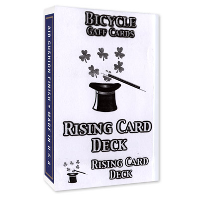 ***Rising Card Deck (Blue) - Trick