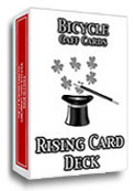 ***Rising Card Deck (Red)