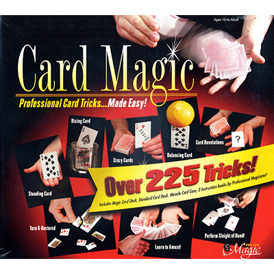 ***Pro Card Magic Set by Royal Magic - Trick