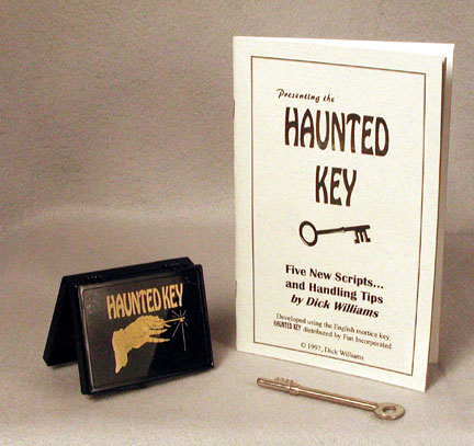 Haunted Key Royal