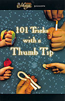 ***101 tricks with thumb tip book